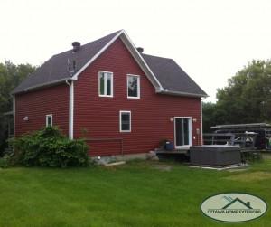 vince b siding roof